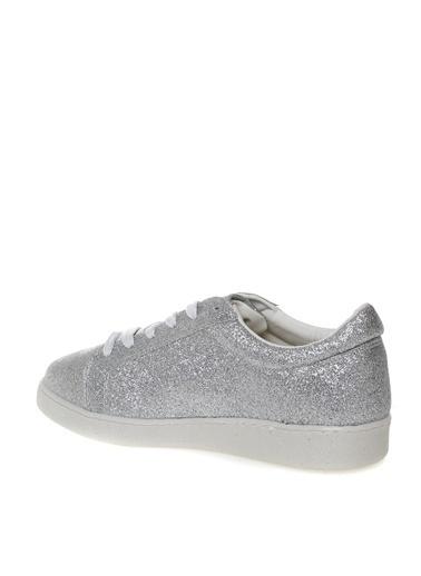 Limon Company Simli Kadın Düz Ayakkabı Beyaz
